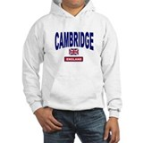 Cambridge England Jumper Hoody