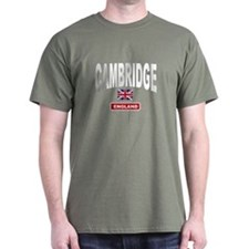 Cambridge England T-Shirt
