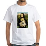 Mona / Cairn T (brin) White T-Shirt