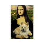 Mona / Cairn T (brin) Rectangle Magnet