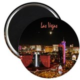"LV Nights - 2.25"" Magnet (100 pack)"