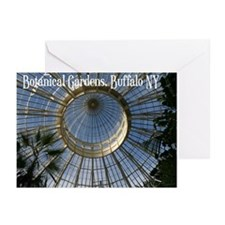 Botanical Gardens Buffalo NY Greeting Cards (Pk of