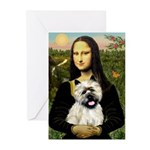 Mona /Cairn T Greeting Cards (Pk of 20)
