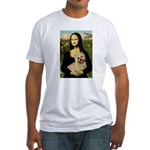 Mona /Cairn T Fitted T-Shirt
