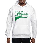 I rep Nigeria Hooded Sweatshirt