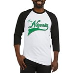 I rep Nigeria Baseball Jersey