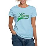 I rep Nigeria Women's Light T-Shirt