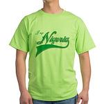 I rep Nigeria Green T-Shirt