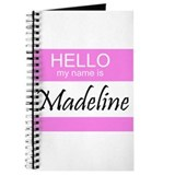 Madeline Journal