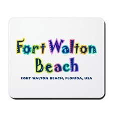 Fort Walton Beach -  Mousepad