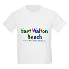 Fort Walton Beach -  T-Shirt