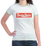 Burma-Shave Jr. Ringer T-Shirt