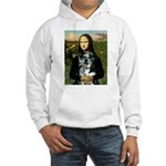 Mona's Catahoula Leopard Hooded Sweatshirt