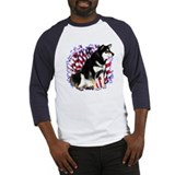 Shiba(blk) Patriot Baseball Jersey