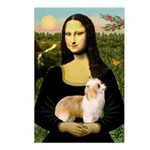 Mona/Puff Postcards (Package of 8)