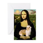 Mona/Puff Greeting Cards (Pk of 20)