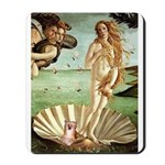 Venus/Puff Crested Mousepad