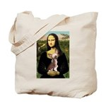 Mona / C Crested(HL) Tote Bag