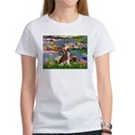 Lilies / C Crested(HL) Women's T-Shirt