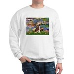 Lilies / C Crested(HL) Sweatshirt