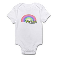 Verona, Italy Infant Bodysuit