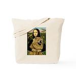 Mona /Chow Chow #1 Tote Bag