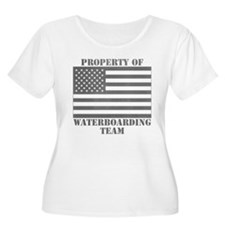 Property of U.S. Waterboarding Team T-Shirt