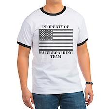 Property of U.S. Waterboarding Team T