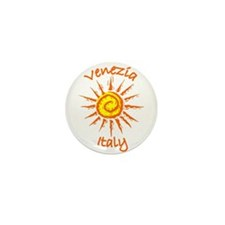 Venezia, Italia Mini Button (10 pack)