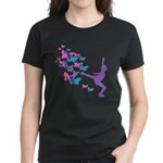 Butterfly Ice Women's Dark T-Shirt
