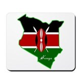 Cool Kenya Mousepad