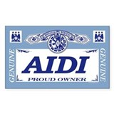 AIDI Rectangle Decal