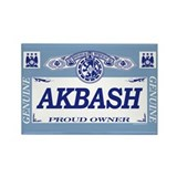 AKBASH Rectangle Magnet (10 pack)