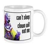 Scary Clown Small Mugs