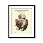Archeology Series No.9 Framed Panel Print