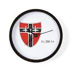 III/ JG-54 Wall Clock