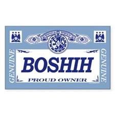 BOSHIH Rectangle Decal