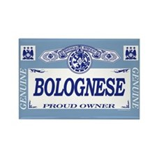 BOLOGNESE Rectangle Magnet (100 pack)