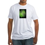 Firefly eye Fitted T-Shirt
