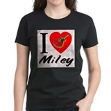 I Love Miley Tee