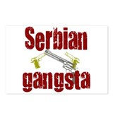 Serbian Gangster Postcards (Package of 8)