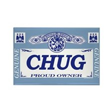 CHUG Rectangle Magnet (100 pack)