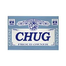 CHUG Rectangle Magnet (100 pack)