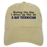 Dress Up Like An X-Ray Technician Hat
