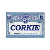 CORKIE Rectangle Magnet (100 pack)