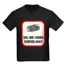 You Are Under Surveillance T