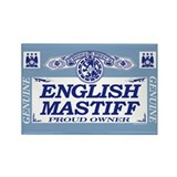 ENGLISH MASTIFF Rectangle Magnet
