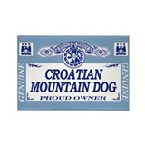 CROATIAN MOUNTAIN DOG Rectangle Magnet (10 pack)