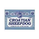 CROATIAN SHEEPDOG Rectangle Magnet (10 pack)
