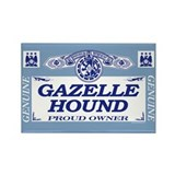 GAZELLE HOUND Rectangle Magnet